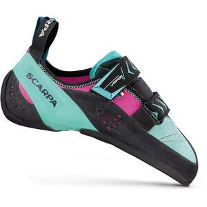 Scarpa Vapor V Climbing Shoes Damen dahlia/aqua dahlia/aqua