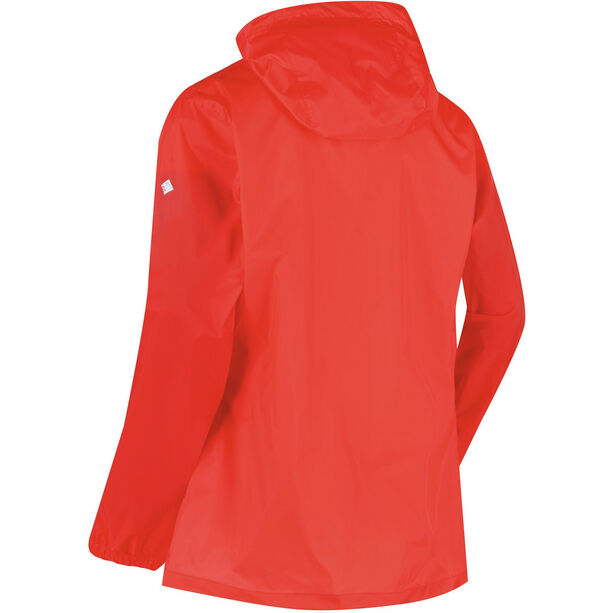 Regatta Pack It III Jacket Damen neon peach