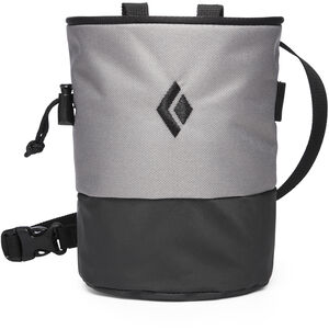 Black Diamond Mojo Zip Chalk Bag S/M ash-slate ash-slate