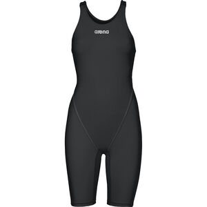 arena Powerskin St 2.0 Short Leg Open Full Body Suit Damen black black