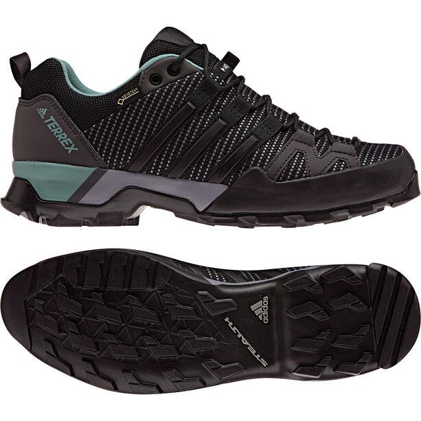 adidas TERREX Scope GTX Shoes Damen trace grey/core black/vapour steel