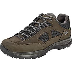 Hanwag Gritstone II GTX Shoes Herren mocca/asphalt mocca/asphalt