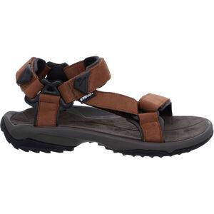 Teva Terra FI Lite Leather Sandals Herren brown brown