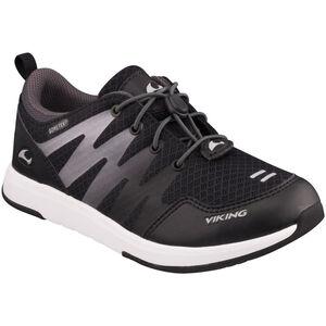 Viking Footwear Bislett II GTX Schuhe Kinder black/charcoal black/charcoal