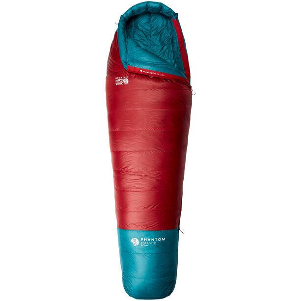 Mountain Hardwear Phantom Sleeping Bag -1°C Short alpine red