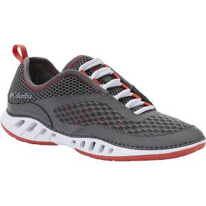 Columbia Drainmaker 3D Shoes Damen ti grey steel/red coral ti grey steel/red coral