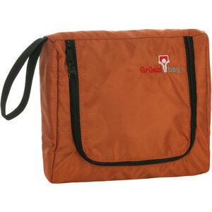 Grüezi-Bag Flatbag Washbag orange orange