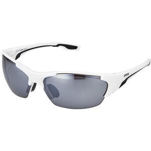 UVEX blaze lll Glasses white black white black