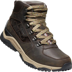 Keen Innate Leather Mid WP Schuhe Limited Edition Herren root brown root brown