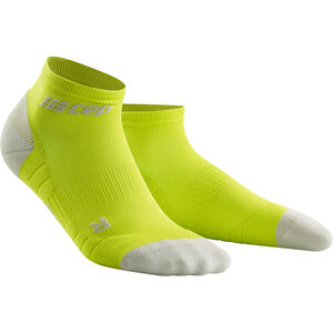 cep Low Cut Socks 3.0 Herren lime/light grey lime/light grey