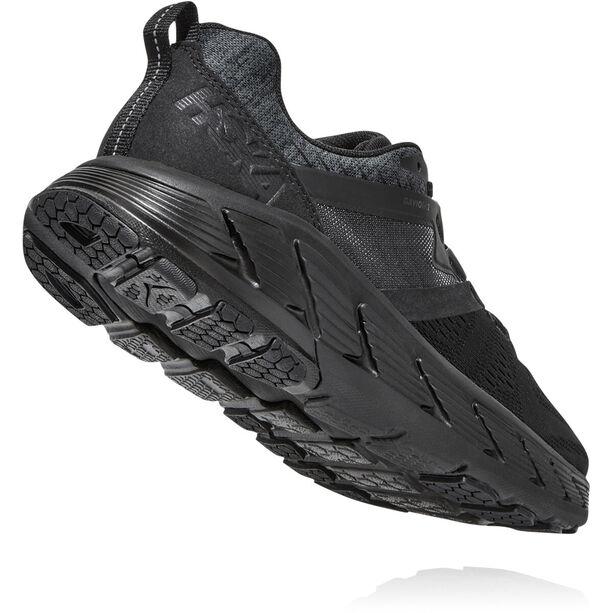 Hoka One One Gaviota 2 Schuhe Damen black/dark shadow