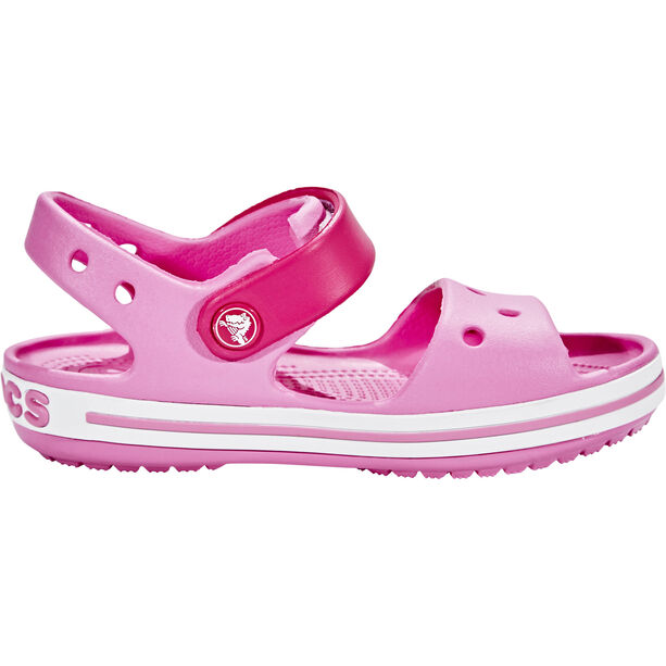 Crocs Crocband Sandals Kinder candy pink/party pink