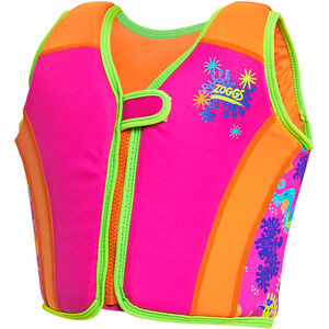 Zoggs Sea Unicorn Swim Jacket Mädchen pink pink