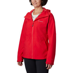 Columbia Evolution Valley II Jacke Damen red lily red lily