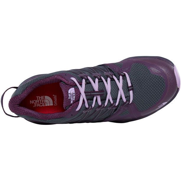 The North Face Hedgehog Fastpack Lite II GTX Shoes Damen Dark Shadow Grey/Violet Tulle