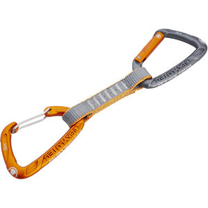 Skylotec Flint Express Mix Quickdraw 11cm light grey/orange light grey/orange