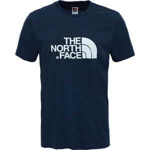 The North Face Easy SS Tee Herren urban navy/tnf white urban navy/tnf white