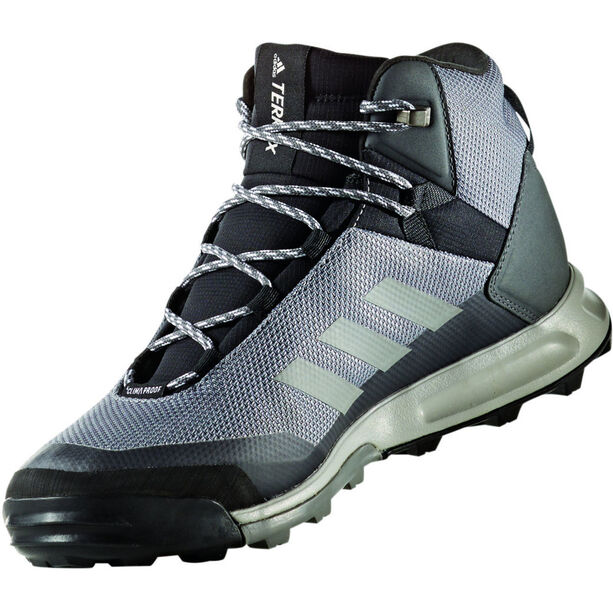 adidas TERREX Tivid ClimaProof Outdoor Mid-Shoes Herren grey fourgrey fourgrey five