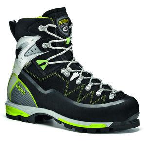 Asolo Alta Via GV Shoes Damen black/green black/green