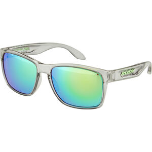 Rudy Project Spinhawk Glasses crystal ash - rp optics multilaser green crystal ash - rp optics multilaser green