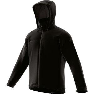 adidas TERREX Wandertag Pad Jacke Herren black black