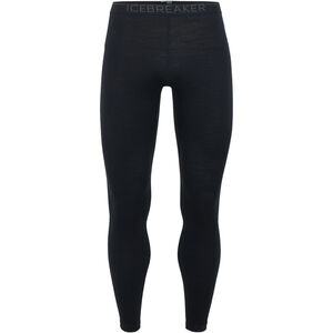 Icebreaker 200 Oasis Leggings Herren black/monsoon black/monsoon