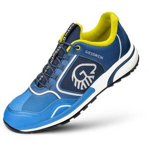 Giesswein Wool Cross X Shoes Herren cyan blue cyan blue