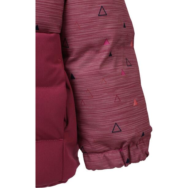 Color Kids Sheik Mini Gefütterte Jacke Mädchen malaga rose