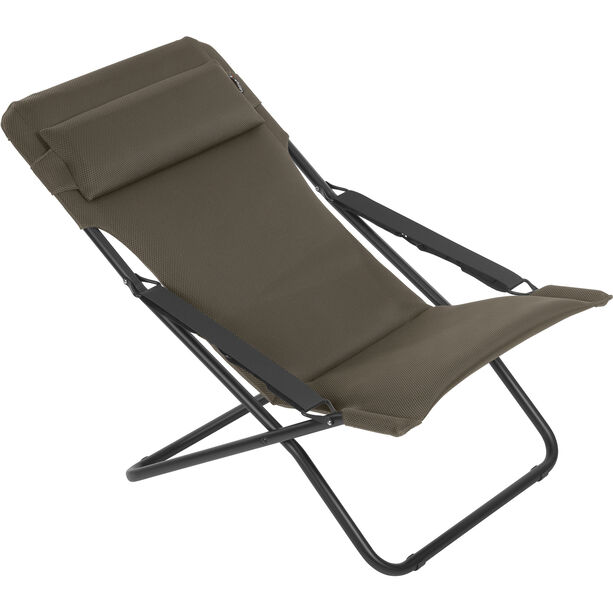Lafuma Mobilier Transabed Liegestuhl Air Comfort taupe