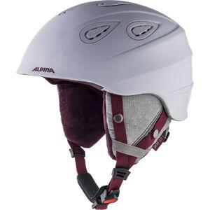 Alpina Grap 2.0 Ski Helmet lilac-cassis matt lilac-cassis matt
