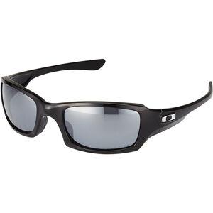 Oakley Fives Squared Brille polished black/black iridium polarized polished black/black iridium polarized