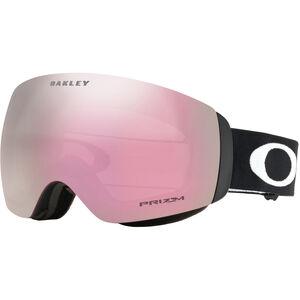 Oakley Flight Deck XM Snow Goggles Damen matte black/w prizm hi pink iridium matte black/w prizm hi pink iridium