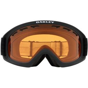 Oakley O Frame 2.0 Pro XS Schneebrille Kinder matte black/persimmon&dark grey matte black/persimmon&dark grey