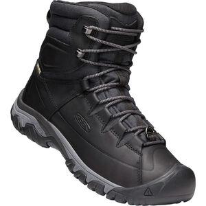 Keen Targhee Lace High Boots Herren black/raven black/raven
