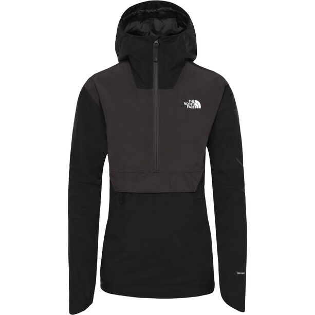 The North Face Fanorak Waterproof Jacke Damen tnf black