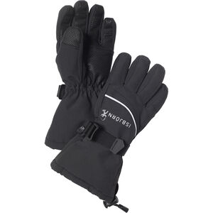 Isbjörn Snow Ski Handschuhe Kinder black black