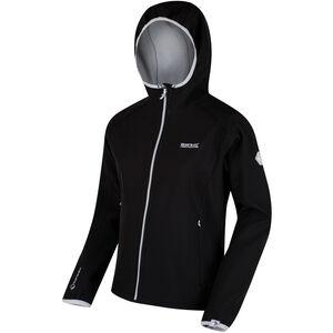 Regatta Arec II Jacket Damen black/light steel black/light steel