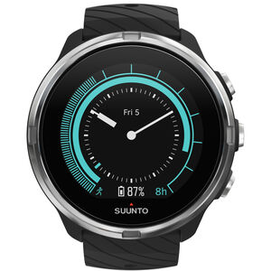 Suunto 9 Watch black black