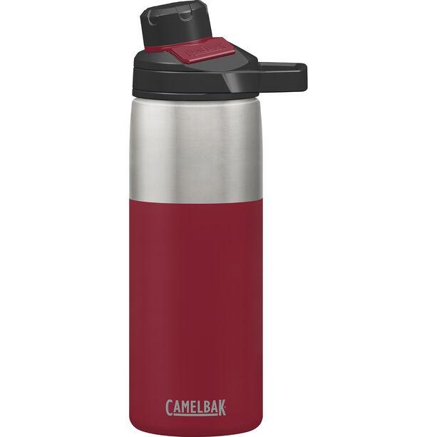 CamelBak Chute Mag Vacuum Insulated Stainless Bottle 600ml cardinal