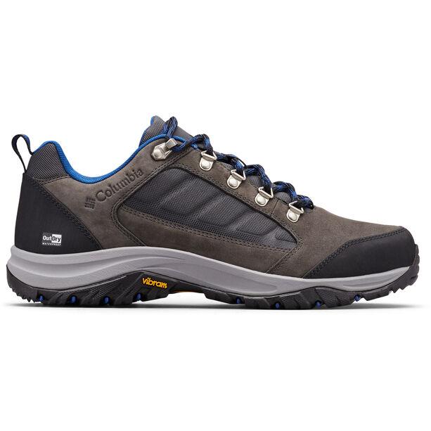 Columbia 100MW Outdry Schuhe Herren dark grey/royal