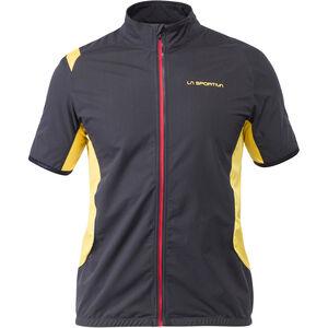La Sportiva Mach Vest Herren black/yellow black/yellow
