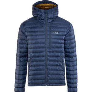 Rab Microlight Alpine Jacket Herren deep ink/footprint deep ink/footprint