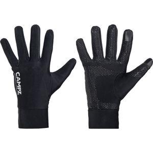 CAMPZ Stretch Grip Handschuhe schwarz schwarz