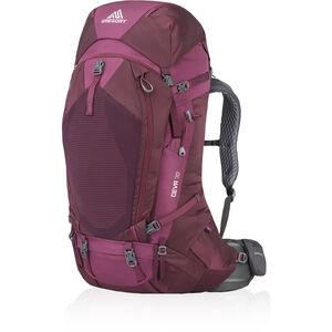 Gregory Deva 70 Backpack Damen plum red plum red