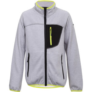 Icepeak Kemp Midlayer Jacke Jungs steam steam