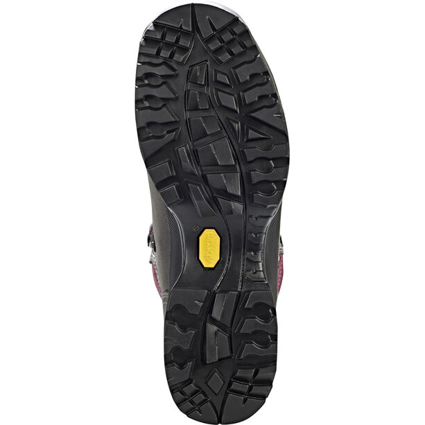 Hanwag Tatra II GTX Shoes Damen asphalt/dark garnet