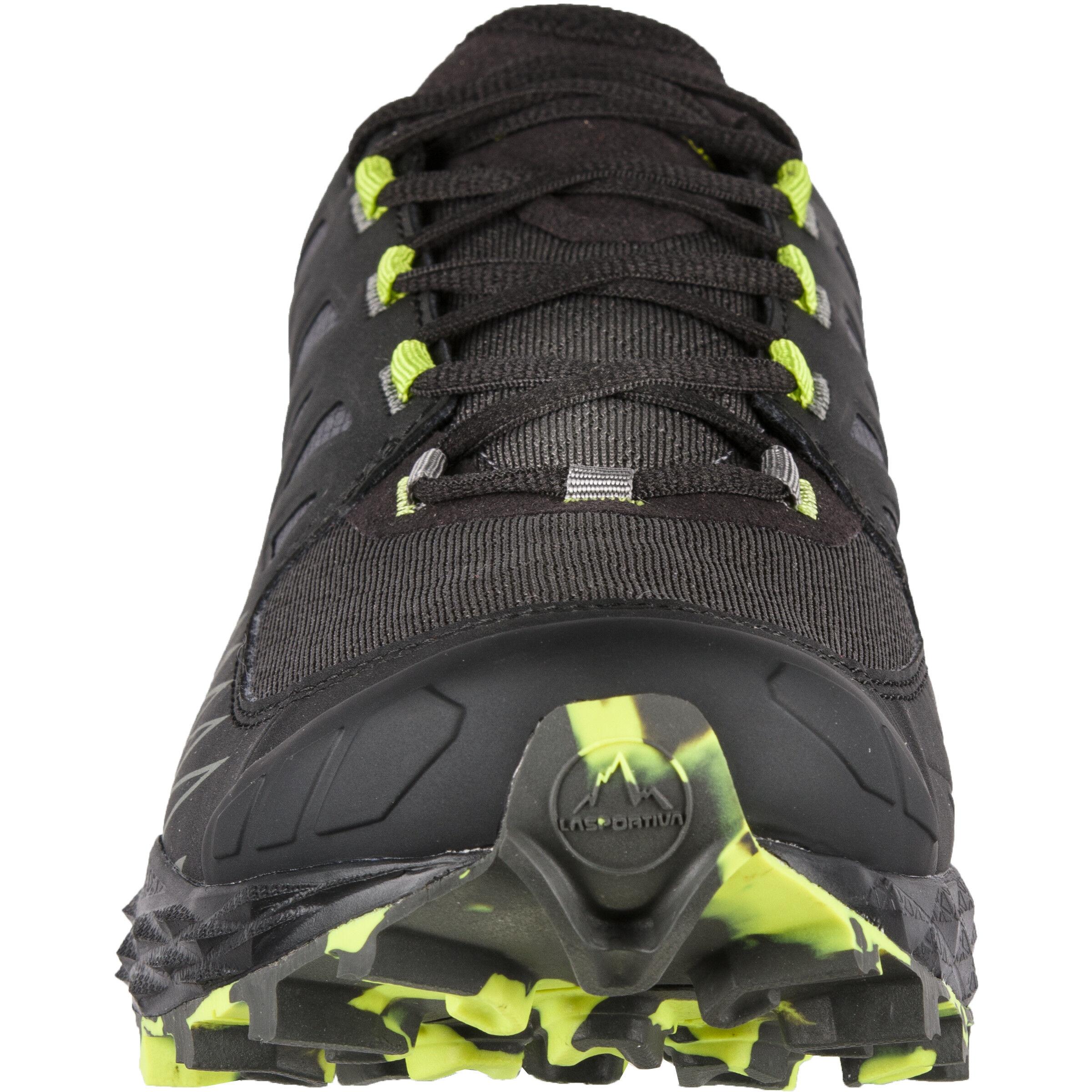 La Sportiva Lycan GTX Black Poppy trail running shoes