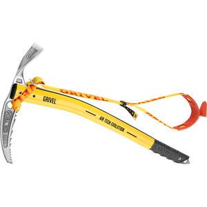 Grivel Air Tech Evolution Ice Axe yellow yellow