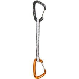 Skylotec X-Clip-Alp Quickdraw 18cm dark grey/orange dark grey/orange