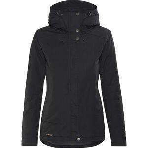 Fjällräven Skogsö Padded Jacket Damen black black